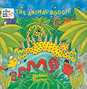 "Cover of ""The Animal Boogie"""