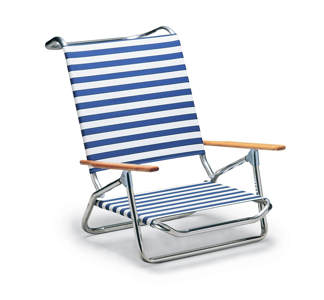 folding low beach chair workpro executive telescope casual light and easy boy arm