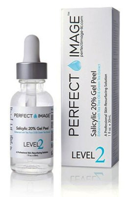 Perfect Image Salicylic 20 Gel Peel Review