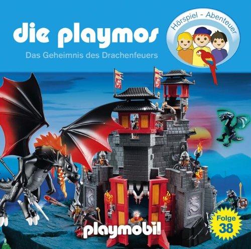 Die Playmos (38) Das Geheimnis des Drachenfeuers (Lübbe Audio)