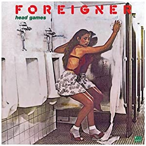 """Foreigner """"Head Games"""""""