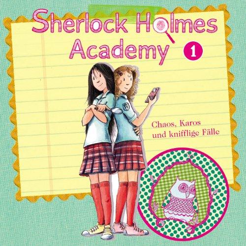 Die Sherlock Holmes Academy (1) Chaos, Karos und knifflige Tricks (Winterzeit)