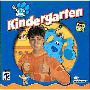 BLUES CLUES KINDERGARTEN | Children Computer Games