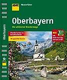 ADAC Wanderführer Oberbayern: Inklusive Gratis Tour App mit Karte & GPS