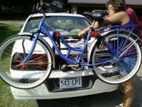 Amazon.com : Bell Double Back Two-Bike Trunk Rack : Bike ...