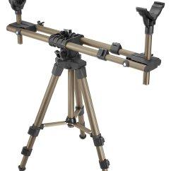 Caldwell Shooting Chair Pod Zero G Garden Deadshot Fieldpod Tripod Adjustable