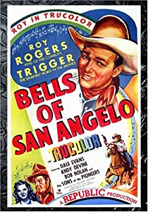 "Cover of ""Bells of San Angelo"""
