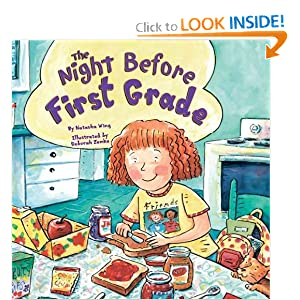 The Night Before First Grade (Reading Railroad)