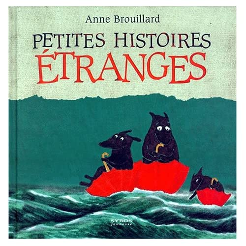 Anne Brouillard - Topsy-Turvy