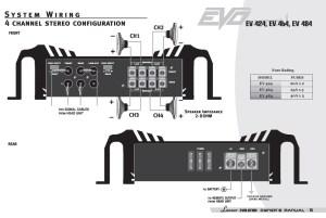 Amazon: Lanzar EV424 Evolution Series 2000 Watt 4