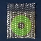 プチプチ袋(エアキャップ袋) CDサイズ 100枚セット