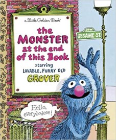 Cover of the Monster at the end of this Book