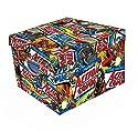 Superman Action Comics Large Collapsible Storage Box