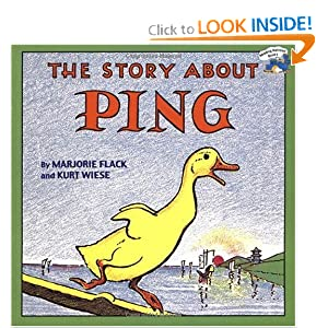 The Story about Ping (Reading Railroad Books)