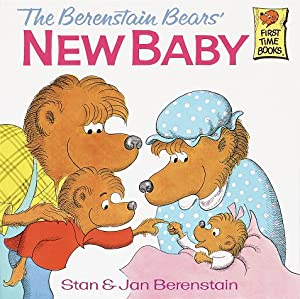 "Cover of ""The Berenstain Bears' New Baby&..."