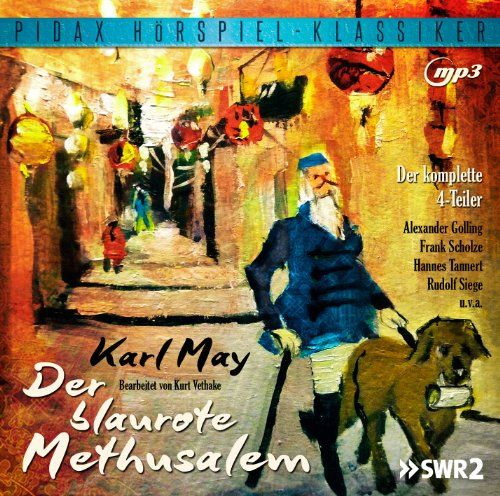 Karl May - Der blaurote Methusalem (pidax)