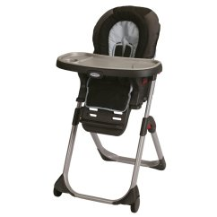 Graco Duodiner Lx High Chair Modern Brown Leather Recliner Baby Metropolis