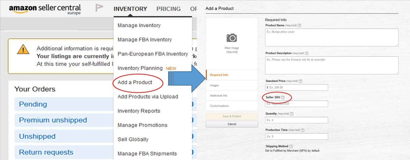 How to add your listing across all European Marketplaces - UK Announcements - Amazon Seller Forums