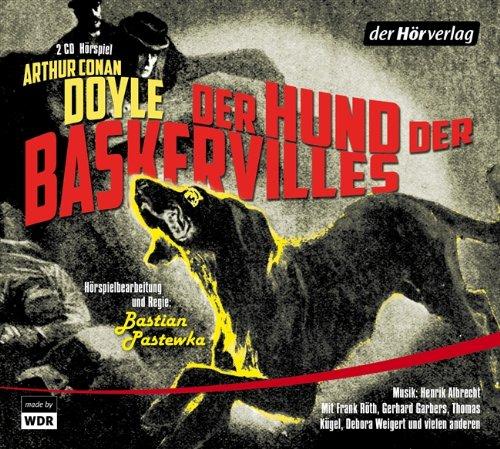 Sherlock Holmes - Der Hund der Baskervilles (der hörverlag)