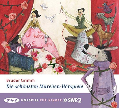 Die schönsten Märchen-Hörspiele (Gebr. Grimm) SWR ? / DAV 2015