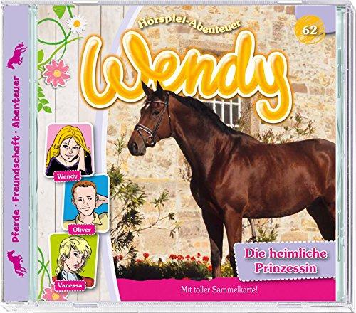 Wendy (62) Die heimliche Prinzessin (Kiddinx)