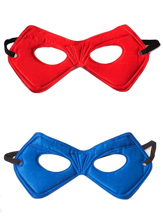 Power Mask Red/Blue