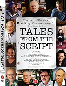 """Cover of """"Tales from the Script"""""""