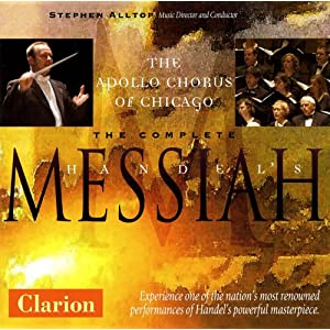 Apollo Chorus of Chicago - Messiah