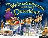 Der Weihnachtsmann kommt nach Düsseldorf: Wenn der Weihnachtsmann mit seinem großen Schlitten die Geschenke vom Nordpol nach Düsseldorf bringt, dann erwartet ihn jedes Jahr ein spannendes Abenteuer