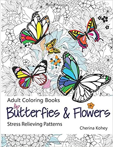 34 Totally Relaxing Coloring Books For Adults