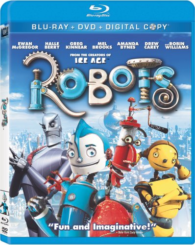Robots DVD Best Price