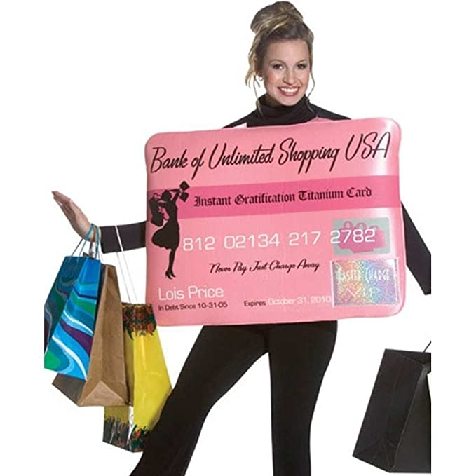 Rasta Imposta Miss Charg 'it Credit Card, Pink, One Size