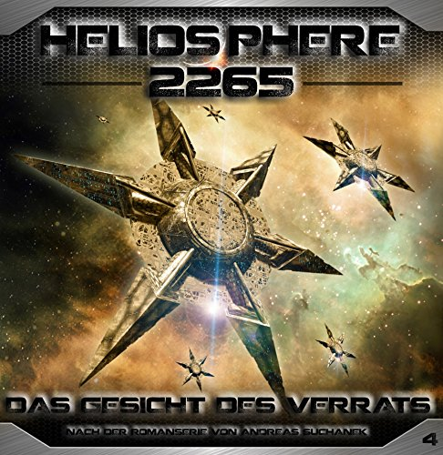 Heliosphere 2265 (4) Das Gesicht des Verrats - Greenlight Press 2015