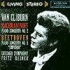 """Rachmaninoff: Piano Concerto No. 2 / Beethoven: Piano Concerto No. 5 """"Emperor"""""""
