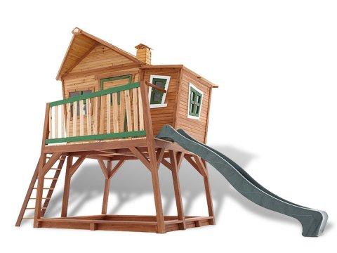 garten spielhaus günstig axi spielhaus holz kinderspielhaus garten spielhaus rutsche