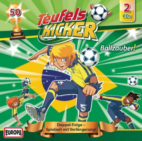 Teufelskicker (50) Ballzauber! (Europa)