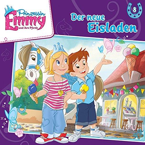 Prinzessin Emmy und ihre Pferde (8) Der neue Eisladen - Kiddinx 2015