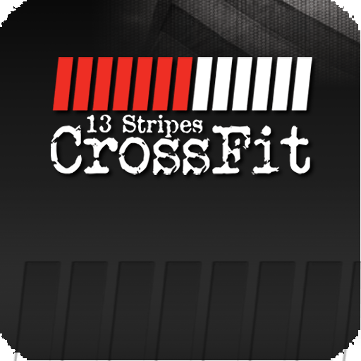 13 Stripes CrossFit app