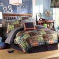 Boys teen bed in a bag super set multicolor full size bedding