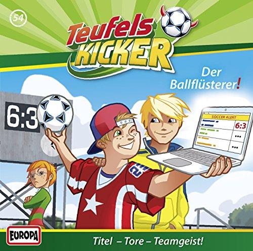 Teufelskicker (54) Der Ballflüsterer!