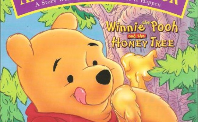 Winnie The Pooh And The Honey Tree Animated Storybook Food