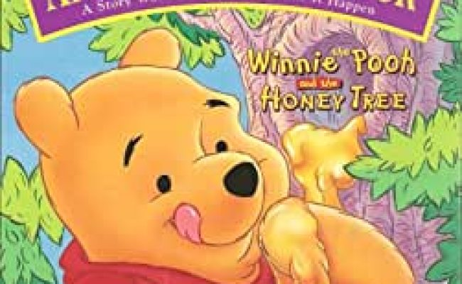 Amazon Winnie The Pooh And The Honey Tree Animated