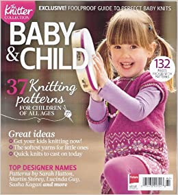 Links and Review Monday: The Knitter Collection Baby & Child