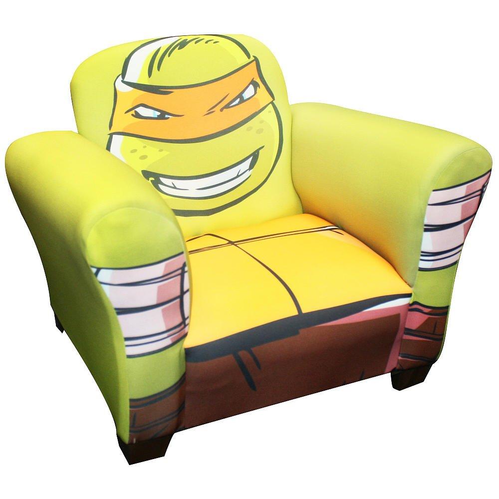 Teenage Mutant Ninja Turtles Upholstered Chair - Michelangelo