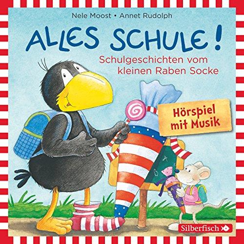 Kleiner Rabe Socke () Alles Schule! - Edition Silberfisch 2015