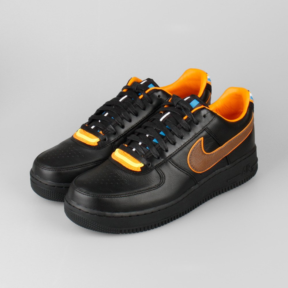 Nike Air Force 1 SP / Tisci Black/Baroque Brown Men's Size 10 677802-020