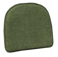 The Gripper Non-Slip Chair Pad, Rembrandt Green | shopswell
