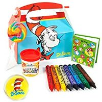 Amazon.com: Dr Seuss Party Supplies - Filled Favor Box ...