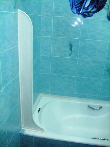 Spraymaid Bathtub Splash Guards In White