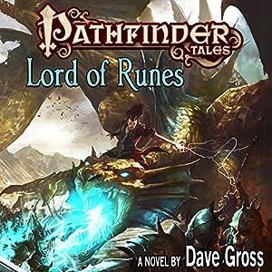 Pathfinder Tales: Lord of Runes Audiobook